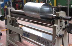вальцовочный станок для листового металла